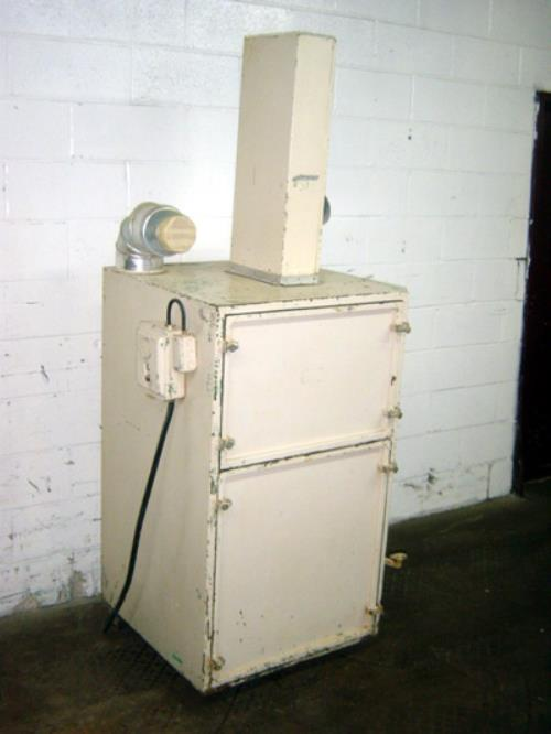 Torit dust collector w blower for Dust collector motor blower