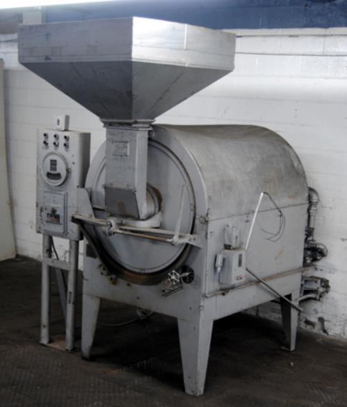 Bauer model 322 3-Bag dry roaster