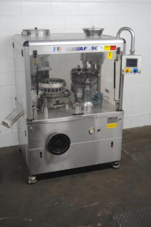 Af 40t automatic capsule filling machine acg-pam pharma.