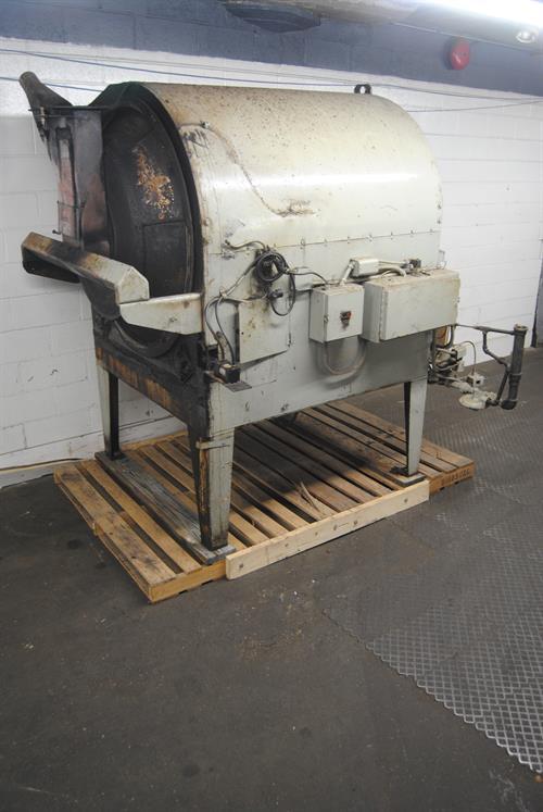 Bauer model 333 6-Bag dry roaster