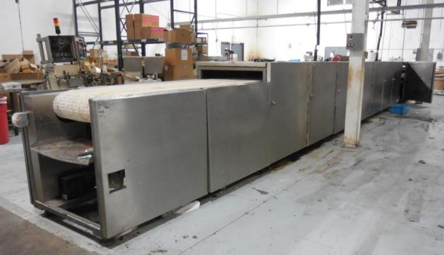 32 Quot Wide X 40 Ft Long Cooling Tunne