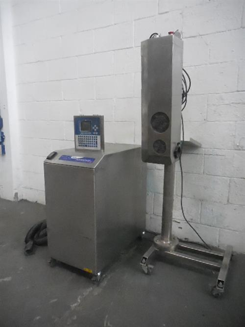 linx model xymark 300sl laser coder rh unionmachinery com