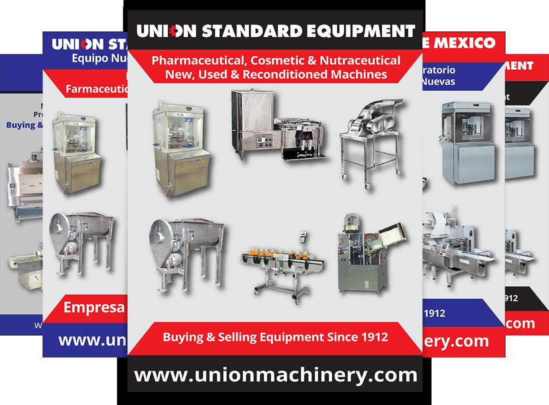 Union Standard Equipment