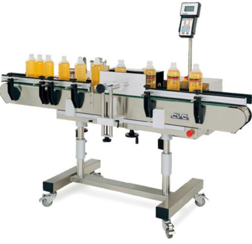 New CVC Model 300 Wraparound Pressure Sensitive Labeler