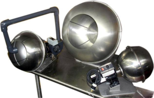Lab Coating Pans